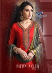 Seriema kumb Patiyala club vol 2 readymade suits Ethnic wear salwar Kameez Collection suppliers