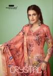 Shahnaz Arts crystal colourful digital printed Salwar kameez Collection