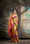 Shangrila bhagicha silk 2 traditional wear beautiful sarees Collection