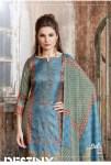 bela destiny colorful  casual  wear salwaar suit collection