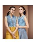 Diva Design flashy vol 3 stylish denim kurties catalog