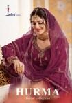 Eba lifestyle hurma Vol 6 Wedding wear fancy salwar kameez Collection