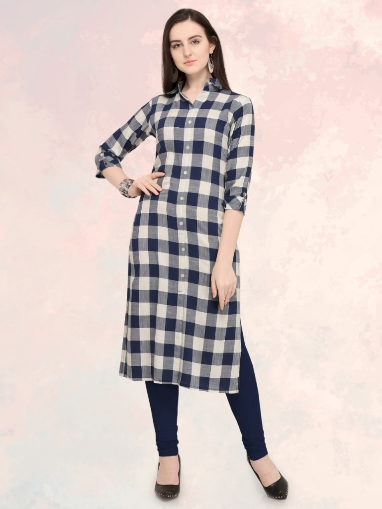 fashion khoj rashika vol 5 casual wear kurtis at reasonable rate