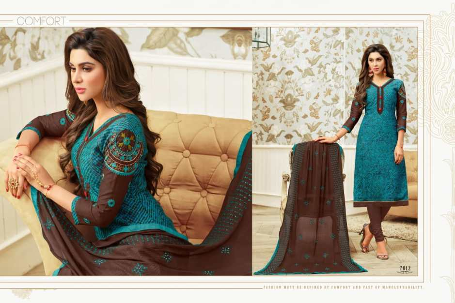 r r fashion ray rayon vol 5 regular wear colorful suits at reasonable rate