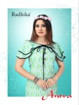 Radhika azara antra fany casual wear cotton Kurties Collection