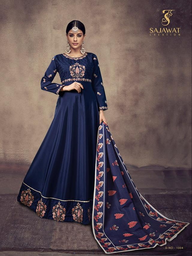 Sajawat bride vol 3 Ready To Wear bridal lehanga Collection At Wholesale Rate