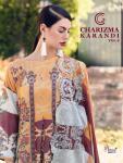 Shree Fabs charizma karandi vol 1 pakistani dress material Catalog
