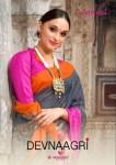 Varsiddhi mintorsi Devnaagri traditional stylish party wear sarees Collection Dealer
