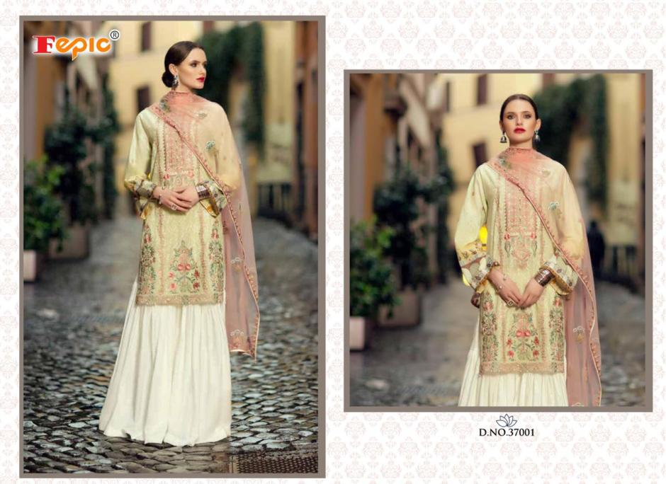 fepic rosemeen artist colorful salwaar suit collection at reasonable rate