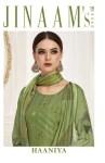 jinaam mills jinaam haaniya beautiful fancy salwaar suit collection
