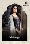 kalarang ardhangini vol 2 graceful designer collection of salwaar suits