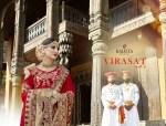 kalista fashion virasat vol 3 heavy designer collection of sarees