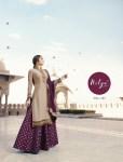 lT fabrics nitya vol 133  beautiful designer salwaar suit wear with plazzo collection