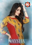 neeti naysha fancy colorful wear kurtis catalog at reasonable rate