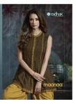 radhak fashion maanaa vol 5 colorful fancy collection of kurtis with  patiyala