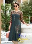 rang jyot shakshi nX colorful casual wear kurtis collection at reasonable rate
