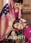 sangam prints kalakriti beautiful designer sarees collection