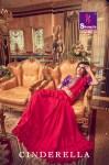 shangrila cindrella graceful designer sarees at reasonable rate