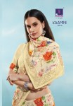 shangrila kaamini vol 8 colorful fancy sarees catalog