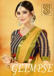 shree sankeshwar mills glimpse casual colorful sarees catalog at reasonable rate