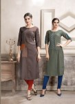 sweety fashion compass fancy casual wear kurtis at reasonable rate