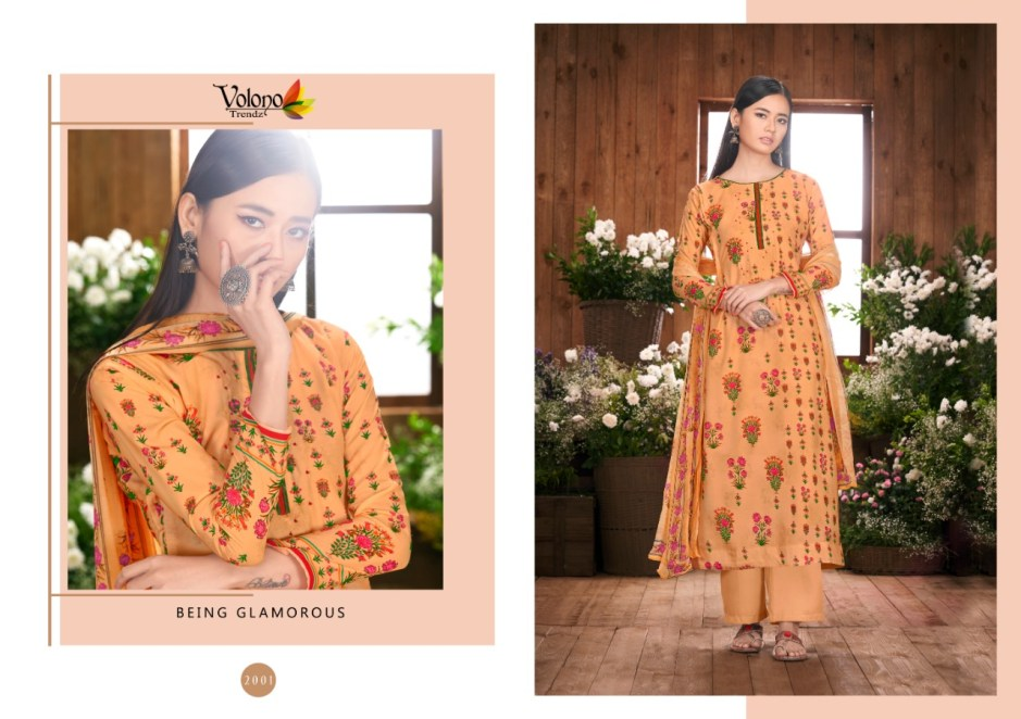 volono trendz panchu vol 2 colorful casual wear salwaar suit catalog at wholesale rate
