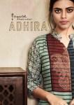 feminista adhira beautiful fancy ready to wear kurtis at reasonable rate