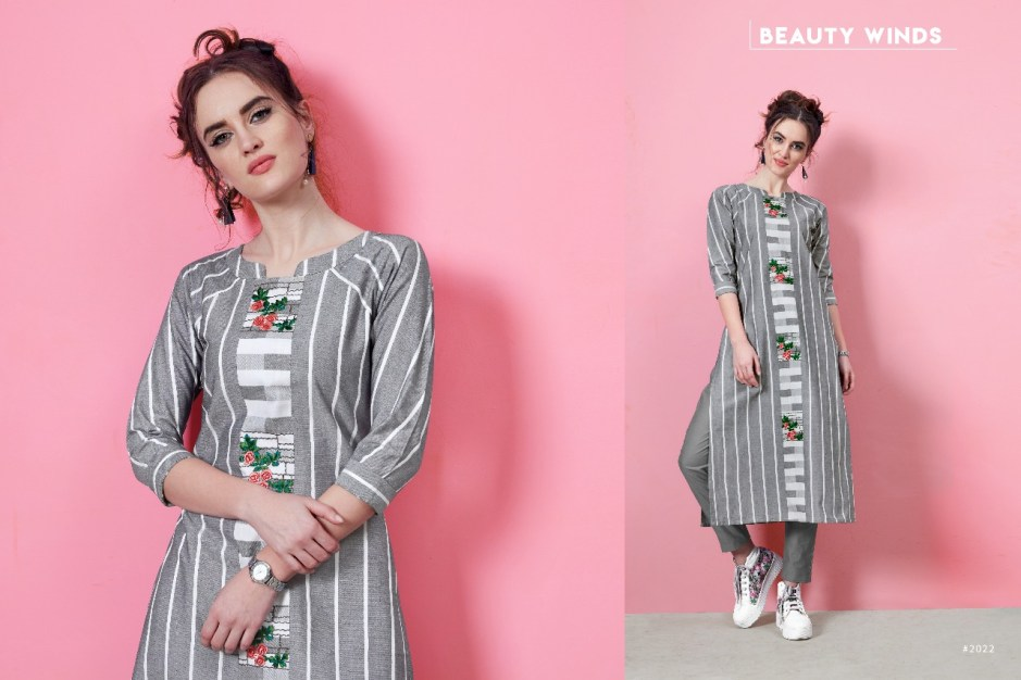 kirara  summer 19 colorful casual wear kurtis at reasonable rate