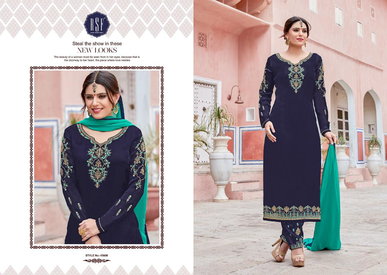 be988df4a0 rSF zarina bottom work colorful fancy collection of salwaar suits