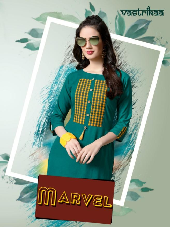 vastrikaa marvel fancy ready to wear kurtis at reasonable rate