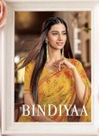 vishal prints bindiyaa colorful fancy collection of sarees
