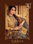 Alok suits sakhiya rayon printed patiyala wear salwar kameez
