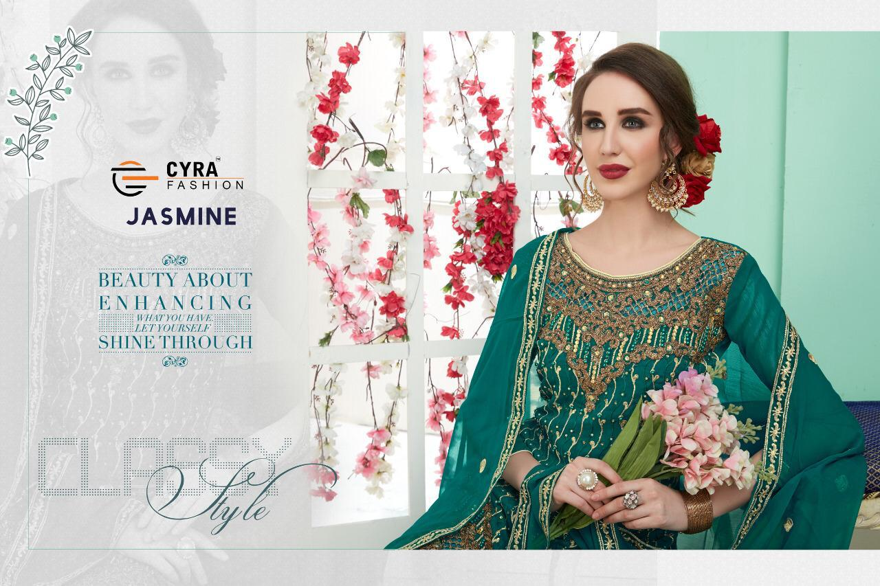 d8a2f2c0aa Cyra fashion jasmine eid collection karachi salwar kameez collection