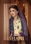 Fida International Ishani Summer Collection Salwar Kameez Collection