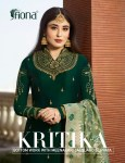 fiona kritika fancy colorful collection of salwaar suits