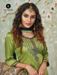 Kalarang blueberry vol 2 sharara salwar kameez collection