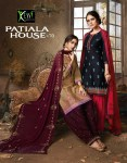 kessi fabrics patiala house vol 70 fancy collection of salwaar suits at reasonable rate