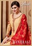 lavli fashion banarasi vol 27 fancy colorful collection of salwaar suits