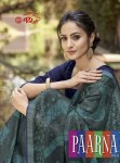 palav fabrics paarna vol 8 colorful cadual wear sarees catalog 1