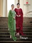 Ramaiya pahenava pure cotton salwar kameez collection