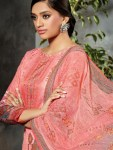 Tanishk fashion ozra summer cool jam silk digital printed suits catalog