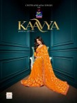 Vishal prints kaavya designer printed sarees collection