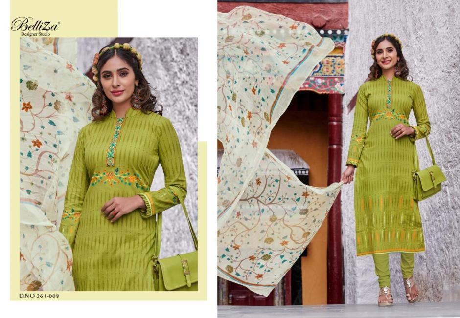 Belliza Designer Studio Ruaab Pure Cotton Salwar Kameez Collection