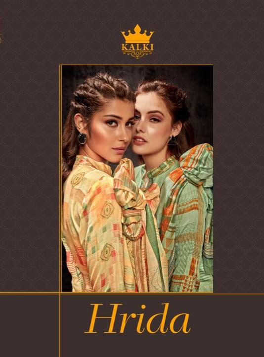 Kalki Hrida Fancy Party Wear Digital Printed Salwar Kameez Collection