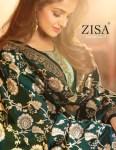 Meera trendz zisa banarasi vol 5 banarasi dupatta salwar kameez at wholesale rate