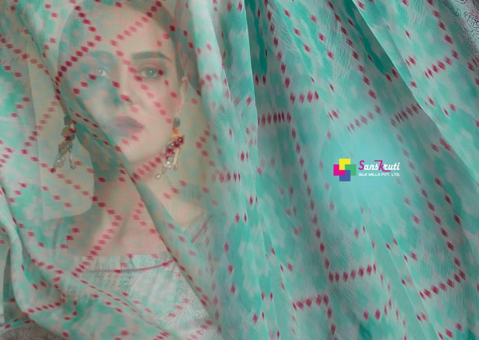 Sanskruti silk mills sahara vol 1 salwar kameez collection