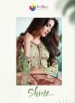 Sanskruti silk mills shine vol 1 embroidered salwar kameez collection dealer