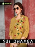 Shivasuki looks sui dhaga vol 3 rayon long gown collection