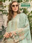 Shree fabs maria b lawn collection vol 2 pakistani dress Material Exporter