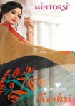 Varsiddhi mintorsi keshvi cotton silk beautiful sarees exporter